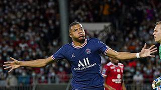 El PSG rechaza la primera oferta del Madrid por Mbappé de 160 millones de euros