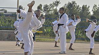 Parfait Hakizimana- Atleta paralimpico burundese