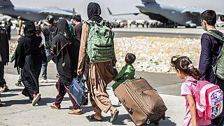 BM: 2021 sonuna kadar yarım milyon insan Afganistan'dan ayrılabilir