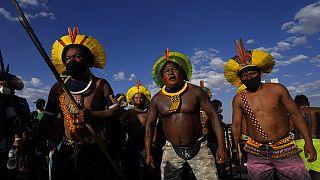 Oberster Gerichtshof Brasiliens entscheidet über Landrechte der Indigenen