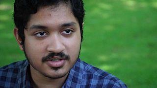 Anish Shrivastava, né le 11 septembre 2001 à Princetown, aux Etats-Unis, 24/07/2021