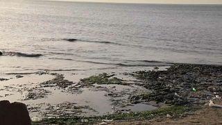 Libye : plusieurs plages polluées interdites à la baignade dans la capitale