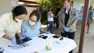 Τεστ σε σχολεία στην Καλιφόρνια