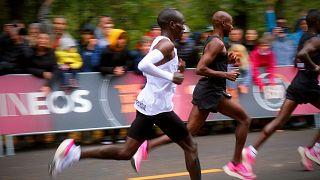 Un film retrace l'exploit du marathonien Eliud Kipchoge
