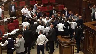 هراك في البرلماني الأرمني