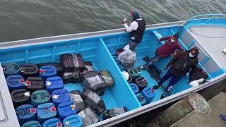 السلطات الكولومبية تصادر أكثر من 1.2 طنا من الكوكايين
