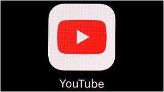 """""""لوغو"""" تطبيق """"يوتيوب"""""""