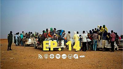 Podcast I The ones who made it: leaving Guinea to build a life in Europe