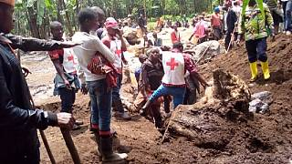 At least 1,500 families displaced after heavy rains in the DR Congo