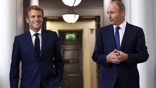 Франция и Ирландия дружат против Англии