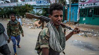 Etiyopya'daki iç savaş