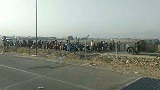 Περιμένοντας τους Αφγανούς πρόσφυγες στο Ουισκόνσιν