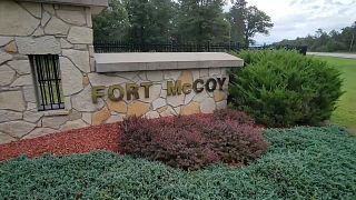 Stützpunkt der US-Armee in Wisconsin