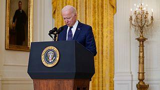 جو بایدن، رئيس جمهوری آمریکا