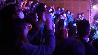 Concierto de Chancho en Piedra este jueves en Santiago, Chile