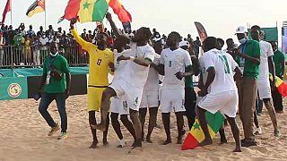 Mondial de beach soccer : le Sénégal dans le dernier carré