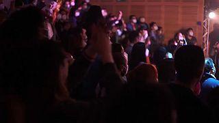 Konzert in intimer Club-Atmospäre: 200 Freiwillige stellten sich sehr gerne zur Verfügung
