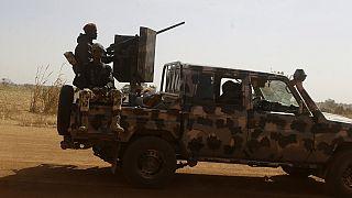 Dozens of Boko Haram fighters surrender in Nigeria's Maiduguri