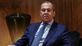 سرگی لاوروف، وزیر خارجه روسیه