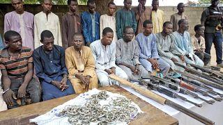 Boko Haram-tagok adták fel magukat