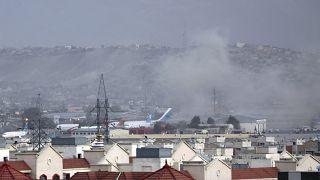 Kabul, 2021. augusztus 26.