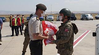 Afganistan'dan tahliye tamamlandı