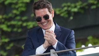 الممثل الأمريكي توم كروز.