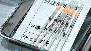 واکسن مدرنا در ژاپن