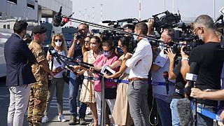 Itália termina operações no aeroporto de Cabul