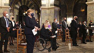 Une cérémonie religieuse a eu lieu à Aix-la-Chapelle le 28 août 2021