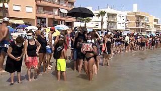 Ισπανία: Σώστε τη θαλάσσια πανίδα