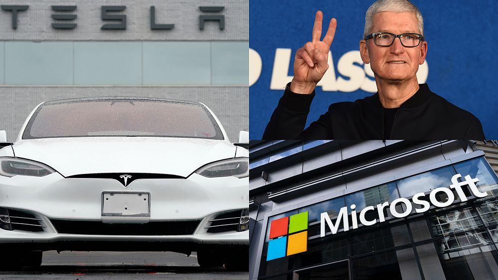 Tech minggu ini: Bonus Apple 0 juta dari Tim Cook, crash Tesla Autopilot terbaru, kebocoran Microsoft diperbaiki