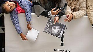 Serbian director Stefan Arsenijevic takes top prize at Czechia's Karlovy Vary film festival