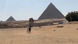Tourists return to Egypt's resorts after months of restrictions