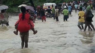 Cameroun : à Douala, les inondations continuent d'augmenter