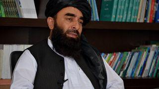 Taliban Sözcüsü Zebihullah Mücahit