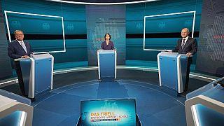 Das 1. TV-Triell bei RTL