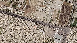 EUA atacam veículo de bombistas em Cabul