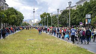 GERMANY PROTEST