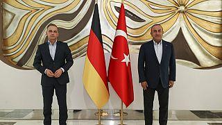 Turkey Germany Afghanistan