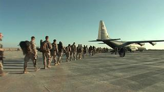 US-Armee in Afghanistan (Archivaufnahme)