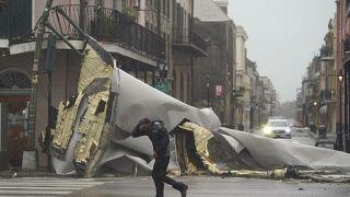Ouragan Ida : près d'un million de foyers privés d'électricité et un mort en Louisiane