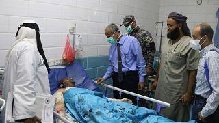 Υεμένη: Πυραυλική επίθεση σε στρατόπεδο - Τουλάχιστον 30 νεκροί