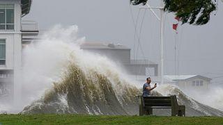 ABD'nin güney kıyılarında Ida Kasırgası