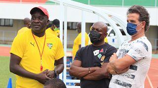 Togo : Paulo Duarte veut mener les Éperviers jusqu'à la Coupe du Monde 2022