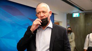İsrail Savunma Bakanı Benny Gantz