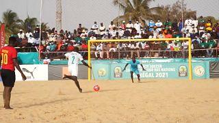 Senegal grab fourth place as Beach Soccer World Cup ends
