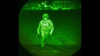 El teniente coronel estadounidense Chris Donahue fue el último soldado en dejar Afganistán