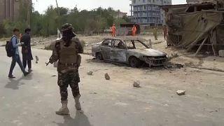 Eπίθεση με ρουκέτες προς το αεροδρόμιο της Καμπούλ
