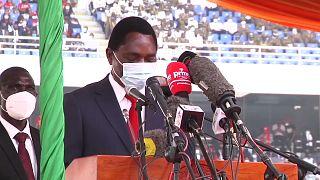 Le président Hichilema fait prendre un nouveau départ aux Zambiens